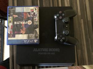 Playstation 4 (Ps4) 500gb With Controller   Video Game Consoles for sale in Lagos State, Ikorodu