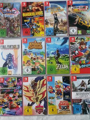 Nintendo Switch Games And Accessories Available | Video Games for sale in Lagos State, Ikeja