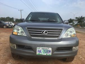 Lexus GX 2006 470 Sport Utility Gray   Cars for sale in Abuja (FCT) State, Gudu