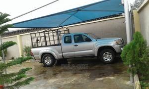 Toyota Tacoma 2008 Access Cab Gray | Cars for sale in Oyo State, Oyo