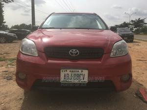 Toyota Matrix 2004 Red | Cars for sale in Abuja (FCT) State, Gudu