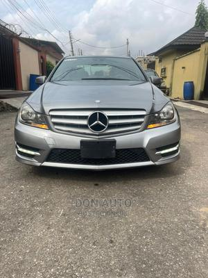 Mercedes-Benz C230 2014 Gray   Cars for sale in Lagos State, Agboyi/Ketu