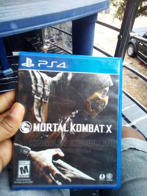 Mortal Kombat X for Ps4 | Video Games for sale in Anambra State, Nnewi