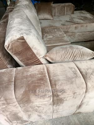 L-Shape Sofa Chair | Furniture for sale in Lagos State, Magodo