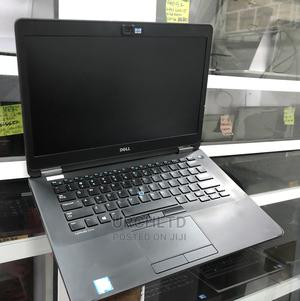 Laptop Dell Latitude 14 E7470 8GB Intel Core I7 SSD 256GB   Laptops & Computers for sale in Lagos State, Ikeja