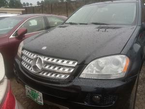 Mercedes-Benz M Class 2007 ML 350 4Matic Black | Cars for sale in Lagos State, Ojodu