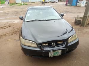 Honda Accord 2000 Black | Cars for sale in Lagos State, Ipaja