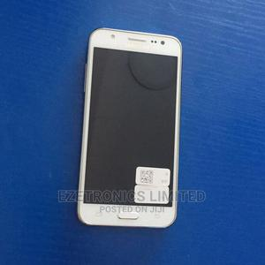 Samsung Galaxy J5 8 GB White   Mobile Phones for sale in Lagos State, Ikeja