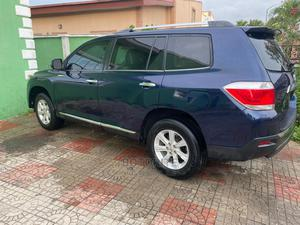 Toyota Highlander 2013 Blue | Cars for sale in Lagos State, Ajah