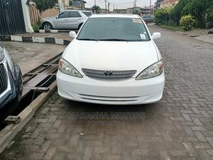 Toyota Camry 2003 White | Cars for sale in Lagos State, Amuwo-Odofin