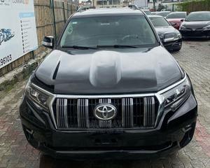 Toyota Land Cruiser Prado 2011 Black | Cars for sale in Lagos State, Lekki