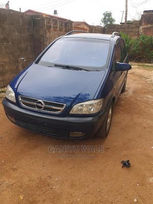 Opel Zafira 2003 Blue | Cars for sale in Kaduna State, Kaduna / Kaduna State