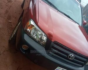 Toyota Highlander 2004 Red | Cars for sale in Edo State, Benin City