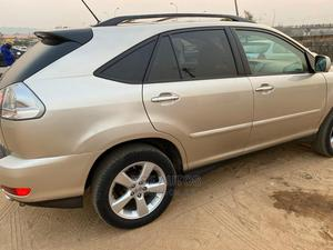 Lexus RX 2008 350 Gold | Cars for sale in Abuja (FCT) State, Gwarinpa
