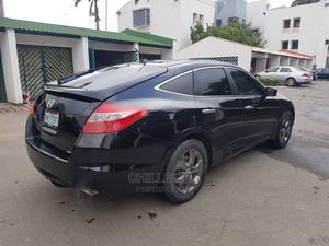 Honda Accord Crosstour 2010 Black | Cars for sale in Abuja (FCT) State, Gwarinpa