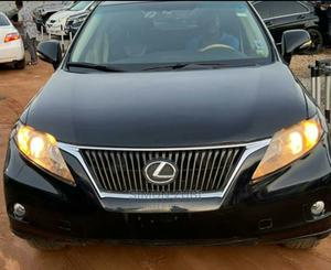 Lexus RX 2010 350 Black | Cars for sale in Abuja (FCT) State, Kubwa