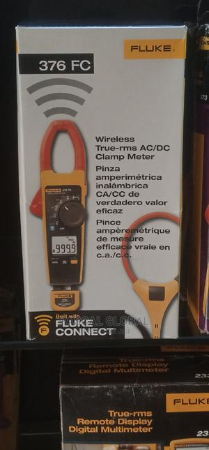 Fluke Ac/Dc Clamp Meter 376   Measuring & Layout Tools for sale in Lagos State, Ojo