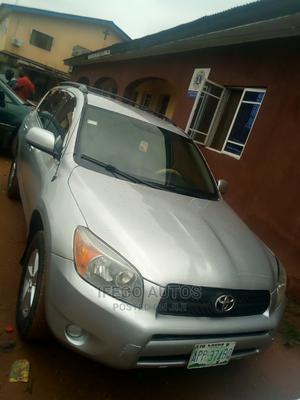 Toyota RAV4 2007 Sport Silver | Cars for sale in Lagos State, Ikeja