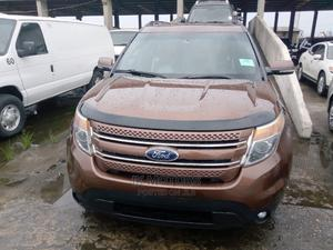 Ford Explorer 2012 Brown | Cars for sale in Lagos State, Apapa