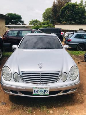 Mercedes-Benz E320 2005 Silver | Cars for sale in Kaduna State, Kaduna / Kaduna State