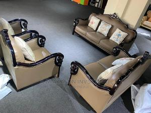 High Quality Turkeys Product Sofa Chair 7 Set | Furniture for sale in Lagos State, Ikeja
