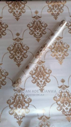 Lovely Classic Wallpaper 7sqm   Home Accessories for sale in Lagos State, Ejigbo