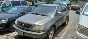 Lexus RX 2002 Gray | Cars for sale in Abuja (FCT) State, Kubwa