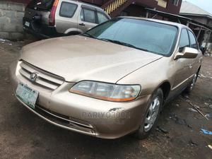 Honda Accord 2000 Gold   Cars for sale in Lagos State, Abule Egba
