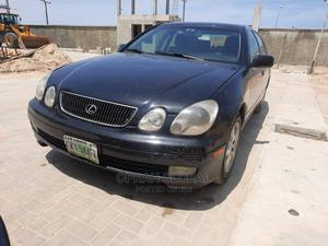 Lexus GS 2001 300 Black | Cars for sale in Lagos State, Abule Egba