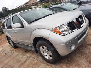 Nissan Pathfinder 2006 SE 4x4 Silver | Cars for sale in Oyo State, Oluyole
