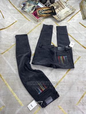 High Quality GIVENCHY Black Jeans for Men | Clothing for sale in Abuja (FCT) State, Asokoro