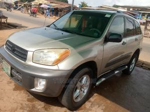 Toyota RAV4 2003 Automatic Gold | Cars for sale in Ondo State, Akure