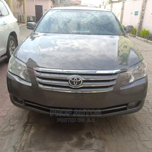 Toyota Avalon 2007 Gray | Cars for sale in Lagos State, Alimosho