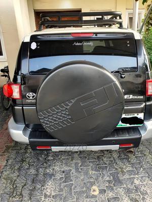 Toyota FJ Cruiser 2007 Black | Cars for sale in Lagos State, Surulere