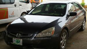 Honda Accord 2004 Gray   Cars for sale in Lagos State, Ikeja