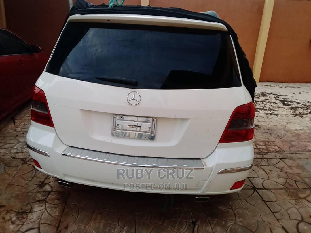 Mercedes-Benz GLK-Class 2010 350 4MATIC White | Cars for sale in Ikorodu, Lagos State, Nigeria