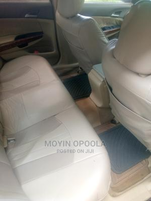 Honda Accord 2009 2.4 I-Vtec Exec Automatic Red | Cars for sale in Kogi State, Okene