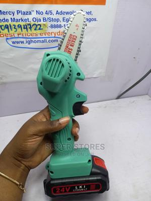 24V Handheld Rechargeable Saw - SPT13   Electrical Hand Tools for sale in Lagos State, Alimosho