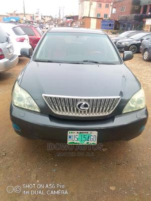 Lexus RX 2005 330 Gray | Cars for sale in Lagos State, Ejigbo