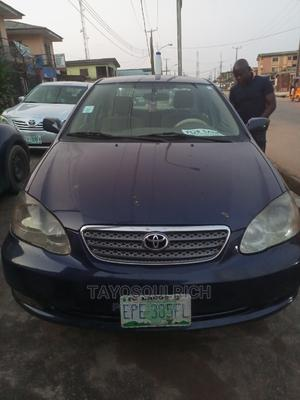 Toyota Corolla 2006 Blue | Cars for sale in Lagos State, Abule Egba