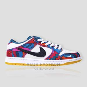 Parra X Nike Sb Dunk Low Sneakers | Shoes for sale in Lagos State, Lagos Island (Eko)