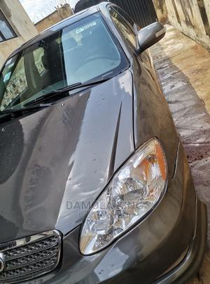 Toyota Corolla 2005 Gray | Cars for sale in Lagos State, Alimosho