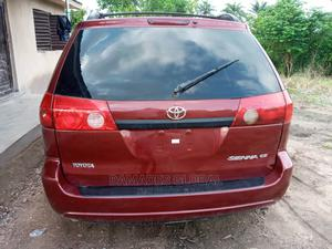 Toyota Sienna 2007 CE AWD Red | Cars for sale in Oyo State, Egbeda