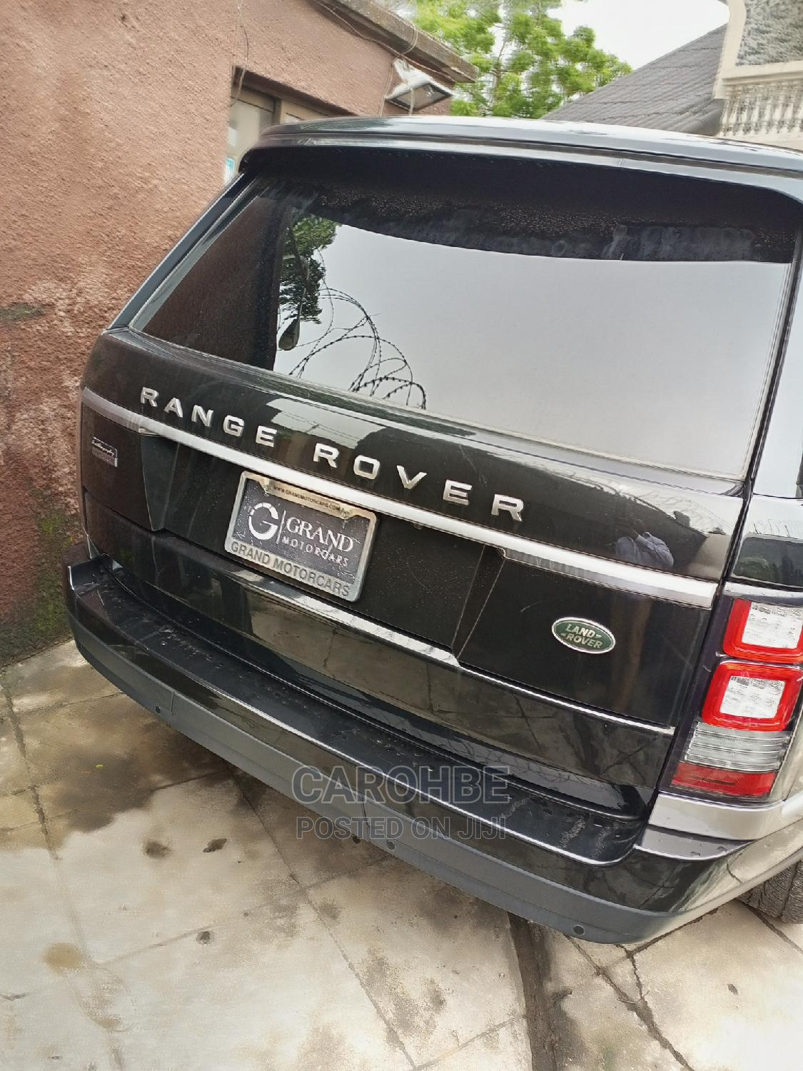 Land Rover Range Rover Vogue 2016 Black | Cars for sale in Maryland, Lagos State, Nigeria