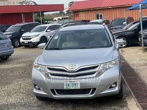 Toyota Venza 2015 Silver | Cars for sale in Abuja (FCT) State, Jahi