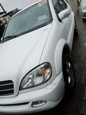 Mercedes-Benz M Class 2005 ML 350 White | Cars for sale in Lagos State, Ikeja