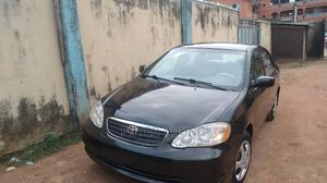 Toyota Corolla 2006 Black | Cars for sale in Lagos State, Ifako-Ijaiye
