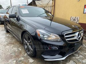 Mercedes-Benz E350 2014 Black | Cars for sale in Lagos State, Ipaja