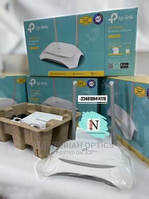 50% Oftp-Link 300mbps Wireless N Router- TL-WR840N | Networking Products for sale in Lagos State, Lekki