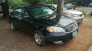 Toyota Corolla 2004 Black   Cars for sale in Lagos State, Amuwo-Odofin